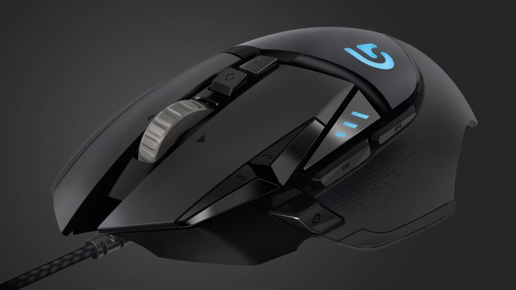 Logitech G502 Proteus Range RGB Tunable Gaming Mouse