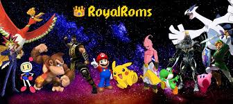 Royal ROMs