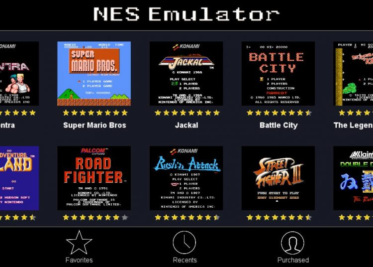 The NES Files