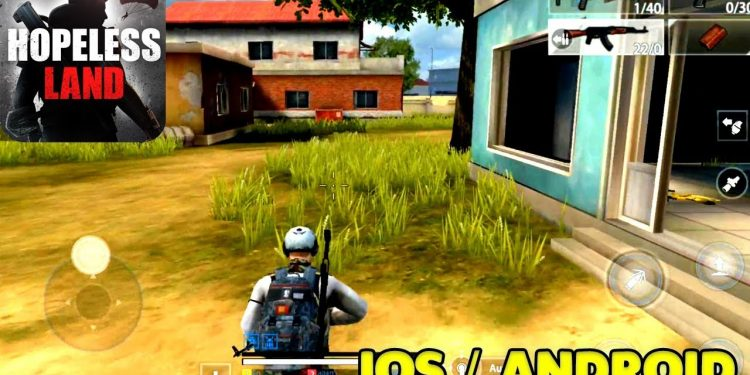 Games Like PUBG Mobile For Android And IOS