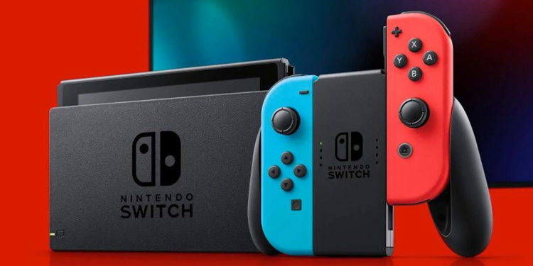 buy a Nintendo Switch