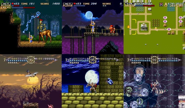 Best SNES Games