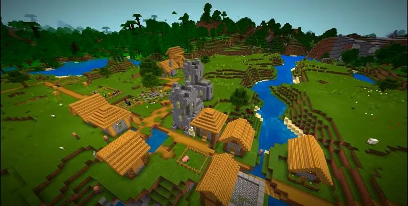 Five new Minecraft seeds for Bedrock Edition