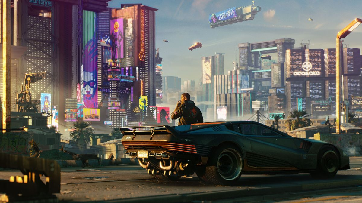 Cyberpunk 2077 not using GPU