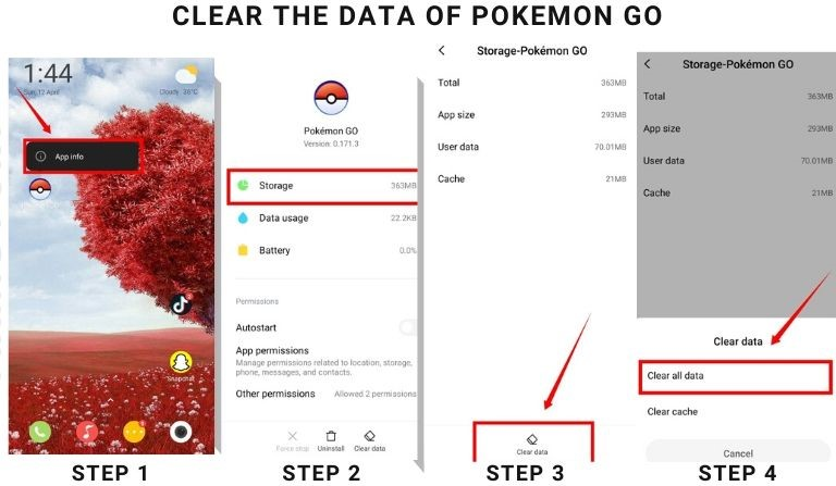 Fix Pokemon Go AR Mode is Not Working