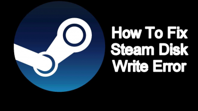 Photo of How to Fix Steam Disk Write Error: Fixed 20 Steps