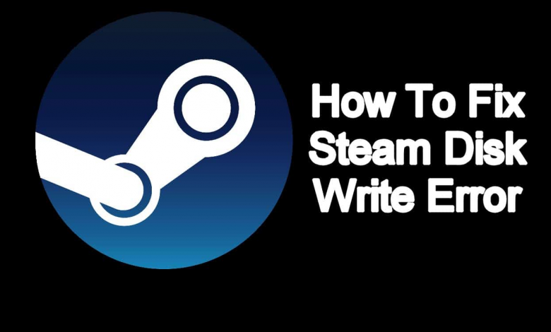 How to Fix Steam Disk Write Error: Fixed 20 Steps