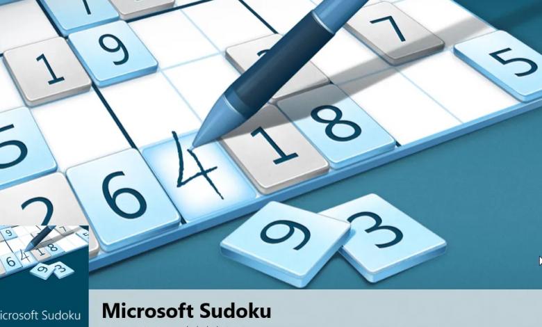 How To Fix Microsoft Sudoku Not Saving Progress
