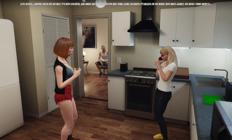 How to Unlock House Party Walkthrough Rewards and Interact with Characters