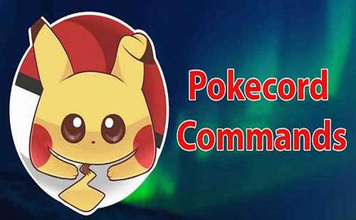 Pokecord Commands: Advanced, Market, Trading & Server Commands