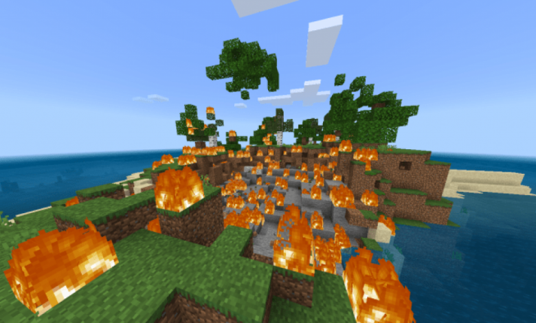 Weather Command in Minecraft to Change Weather