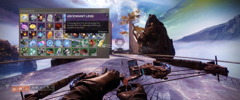 How Do I Get Ascendant Lens in Destiny 2?