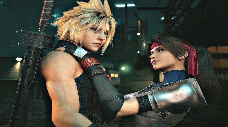 How Do I Get Jessie To Kiss Cloud In Final Fantasy 7 Remake?