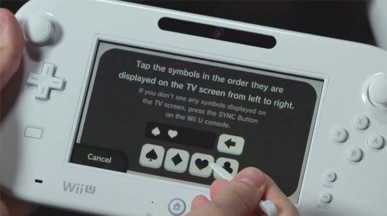 How to connect a Wii u remote to a computer
