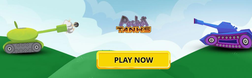 Browser games for Pocket Tanks